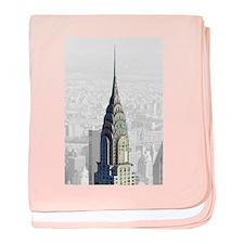 Cool New york broadway baby blanket