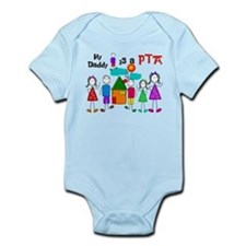 Physical Therapy Assistant Dad Body Suit