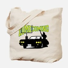 Homecoming Queen Yellow Logo Tote Bag