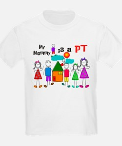 Physical Therapist Mom T-Shirt