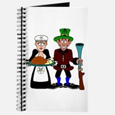 Thanksgiving Pilgrims Journal