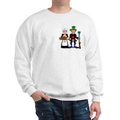 Thanksgiving Pilgrims Sweatshirt
