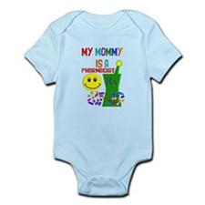 Pharmacist Mommy Body Suit