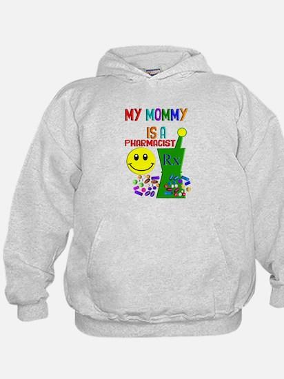 Pharmacist Mommy Hoodie