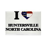 Huntersville Magnets