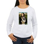 Mona's G-Shepherd Women's Long Sleeve T-Shirt