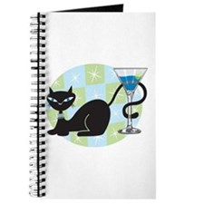 Cocktail Kitty Journal