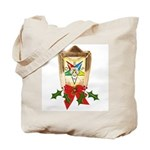 OES Christmas Lantern Tote Bag