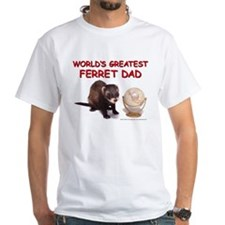 Worlds Greatest Ferret Dad Shirt