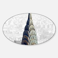 Cute Empire state building Decal