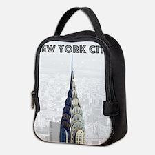 Cute New york city Neoprene Lunch Bag