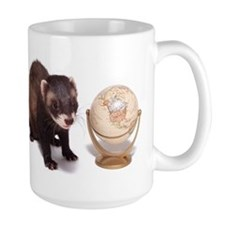Worlds Greatest Ferret Dad Mug