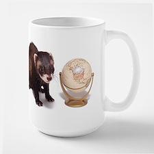 Worlds Greatest Ferret Dad Mug