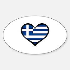 Cute Greek pride Decal
