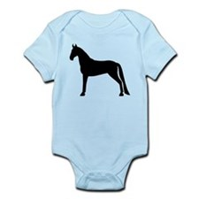 Tennessee Walking Horse Infant Bodysuit