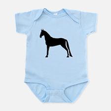 Tennessee Walking Horse Infant Bodysuit