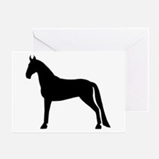 Tennessee Walking Horse Greeting Card