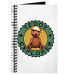 Teddy Bear Explorer Journal