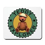 Teddy Bear Explorer Mousepad