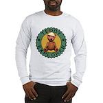 Teddy Bear Explorer Long Sleeve T-Shirt