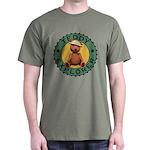 Teddy Bear Explorer T-Shirt Dark Colored