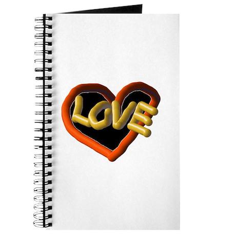 Love Heart Journal