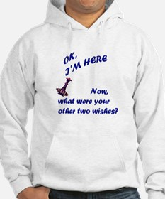 3 Wishes Hoodie