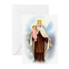 Mt Carmel Greeting Cards (Pk of 20)
