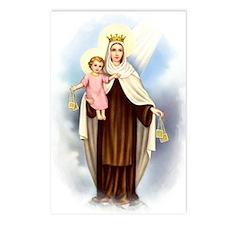 Mt Carmel Postcards (Package of 8)