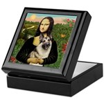 Mona's G-Shepherd Keepsake Box