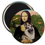 Mona's G-Shepherd Magnet