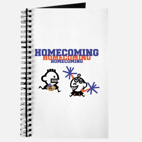 Homecoming Couple Journal