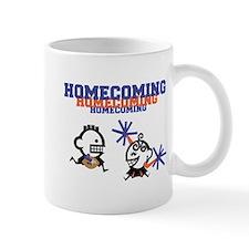 Homecoming Couple Mug