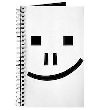 Keyboard Computer Symbol Smile Journal