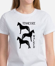 Tennessee Walkers Trio Women's T-Shirt