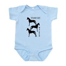 Tennessee Walkers Trio Infant Bodysuit