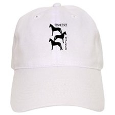 Tennessee Walkers Trio Baseball Cap