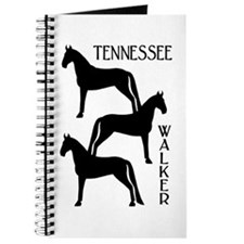 Tennessee Walkers Trio Journal