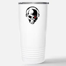 Terminator Dj Skull Dub Travel Mug