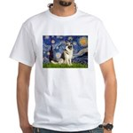 Starry / G-Shep White T-Shirt
