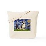 Starry / G-Shep Tote Bag