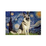 Starry / G-Shep Rectangle Magnet (10 pack)