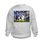 Starry / G-Shep Kids Sweatshirt