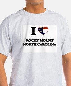 I love Rocky Mount North Carolina T-Shirt