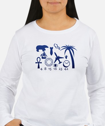 collage2 Long Sleeve T-Shirt