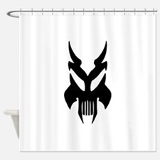 Predator Cyber Killer Sci-Fi Movie Shower Curtain