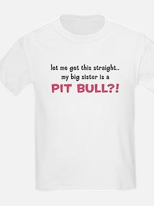 Big Sister? Kids T-Shirt