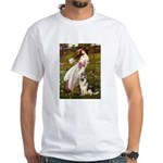 Windflowers / G-Shep White T-Shirt