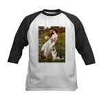 Windflowers / G-Shep Kids Baseball Jersey