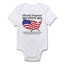 FreeSpeechArea10x10 Body Suit